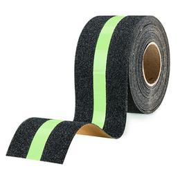 $enCountryForm.capitalKeyWord UK - 5X500Cm Night Luminous Anti-Slip Stair Grip Tape Matte Warning Sandpaper Stickers Indoor And Outdoor Stair Grip Tape Roll