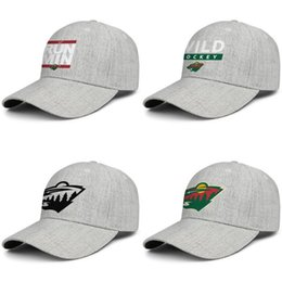 cups for printing Australia - Minnesota Wild primary logo for men and women adjustable snapback baseball woolen hats design cool plainMilitary ball RUN MIN 2018 Cup