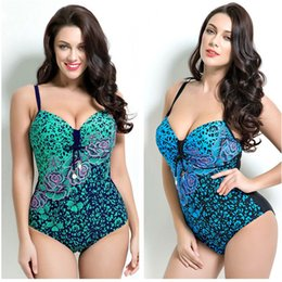 push up swimsuits NZ - 2019 Bather Plus Size Swimwear Female Sexy One Piece Indoor Swimsuit Women Tankini Push Up May Beach Wear Swimming Bathing Suit Y19062901