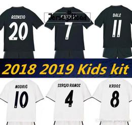 $enCountryForm.capitalKeyWord Australia - Mens Kids soccer jersey kits 18-19 RONALDO ASENSIO RAMOS BALE ISCO MODRIC Benzema Camiseta football kit Jerseys