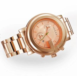 $enCountryForm.capitalKeyWord Australia - With Box New Quartz Gift Table Men Womens Fashion Luxury Casual Gold Male Clock Top Brand Leather Watches Montre homme Uhr 2019