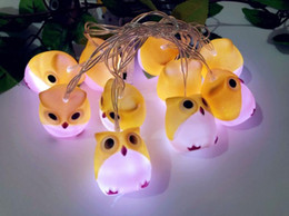 factory decorations party NZ - Halloween 2019 New Owl Lantern String Thanksgiving Carnival Christmas Party Courtyard Decoration Lantern Factory Ultra-low Price