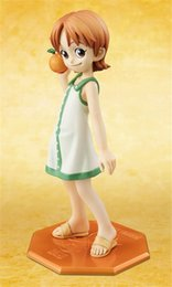 Pvc Free Products Australia - One Piece Nami POP Childhood Sexy Anime Action Figure Art Girl Big Boobs Tokyo Japan Adult Products Doll PVC Free Shipping