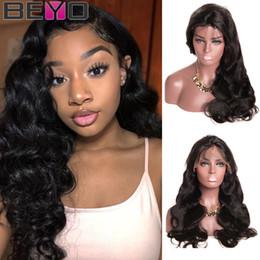 $enCountryForm.capitalKeyWord Australia - 360 Full Lace Human Hair Wigs For Black Woman Cheap Body Wave Wig Remy Human Hair Malaysian Full Lace Wig 30 Inch Beyo