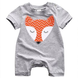 $enCountryForm.capitalKeyWord UK - Newborn Summer Cool Cute Outfits Clothes Baby Child Kids Baby Infant Boy Girl Clothing Bodysuits Minions Fox Playsuit Jumpsuit