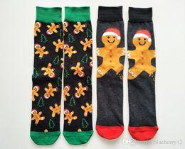 $enCountryForm.capitalKeyWord Australia - Pop Ginger Man Socks For Male Mens Knit Christmas Cartoon Cotton Socks 2 Types Vogue