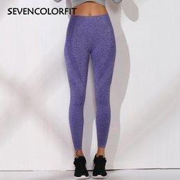 94440e5e19b64 Sevencolorfit Gym Vital Seamless Leggings High Waisted Athletic Sport  Fitness Sports Wear For Women Yoga Pants Jogging Leggins #249217