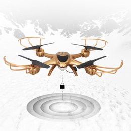 mjx helicopter camera UK - Parkten MJX X401 HFPV Camera Drone Real Time Transmission RC Helicopter 2.4G 6Axis Quadrocopte Headless Mode Drone toys for boys