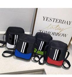 Official Website Bag Leather Women Vintage Neutral Outdoor Zipper Leather Messenger Bag Sport Chest Bag Waist Bag Bolso Para Mujer #g7 Engagement & Wedding