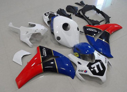 Honda Cbr Seats Australia - Free Seat cowl+Tank cover Full Fairings kits For HONDA CBR1000RR 08-11 CBR 1000 1000RR 08 09 10 11 CBR1000 2008 2009 2010 2011 red blue 77