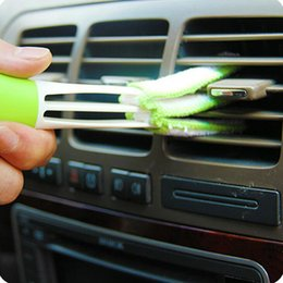 computer cleaning brushes 2019 - tool fabrication 1pcs Car cleaning Air conditioning vent louvers computer dusting brush Keyboard brush cleaning tool nec
