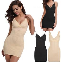 c4be8259850 Sexy Full Body Shaping Underwear Bodysuit Dress Women Body Shaper Tummy  Control Women Shapewear