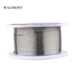 rosin core Australia - Freeshipping 10pc 0.3mm Rosin Core Soldering Wire Lead Tin Melt Welding Wire Roll 50g Electronic Solder Repair Tools Welder Iron Reel New