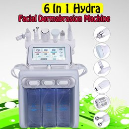 $enCountryForm.capitalKeyWord Australia - New Model Korea 6 in 1 water dermabrasion machine for skin rejuvenation with rf ultrasound cooling skin scrubber oxygen jet hydro facial