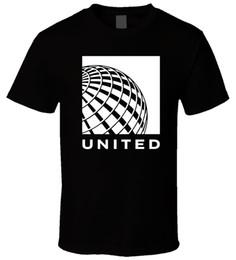 $enCountryForm.capitalKeyWord UK - United Airlines 5 Black T Shirt Men Women Unisex Fashion tshirt Free Shipping Funny Cool Top Tee Black