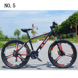 h blade Australia - 26 inches Hidden Battery Electric Bicycle, 48V 250W 8.7A battery three blades wheel Aluminum Alloy Disc Brake 21 Speed e MTB