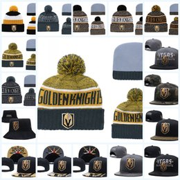 d338b279 Vegas Golden Knights Knit Hat white grey red black Vegas Golden Knights  Snapback Caps Bucket hat one size fit most