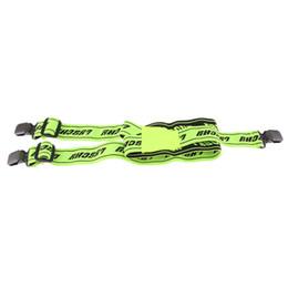 $enCountryForm.capitalKeyWord Australia - Heavy Duty Braces Suspenders Elastic for Motorcycle Racing Pants Snow Jet Clip-On Adjustable Elastic Suspenders