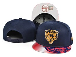 fallen hats Australia - Men's Bear All Teams Baseball Cap Brand Fan's Sport Adjustable Caps Casual leisure hats Solid Color Fashion Snapback Summer Fall hats
