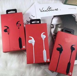 Wholesale New UA150 sports Bluetooth headset running Bluetooth headset and box headphones stereo single ended with Retail packaging