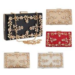 $enCountryForm.capitalKeyWord NZ - Luxury Bags for Women 2019 Female Women's Clutch Purse Wallet Party Bag Envelope Bridal Wedding Everning Handbags Fashion Clutch