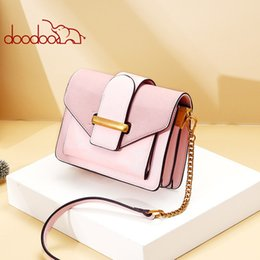Computer Chains Australia - Superior2019 System Xiashaonv Small Square Package Chain Japan And South Korea Original Retention Of Wind Satchel Trend Single Shoulder