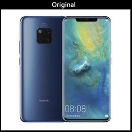 Discount mobile phones indonesia - New Original HUAWEI Mate 20 Pro Mobile Phone 6.39 inch Full Screen waterproof IP68 40 MP 4 Cameras Kirin 980 octa core q