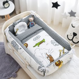 Portable game detachable newborn bionic quilt sleeping magic Portable baby baby game bed detachable newborn bionic quilt sleeping magic bed on Sale