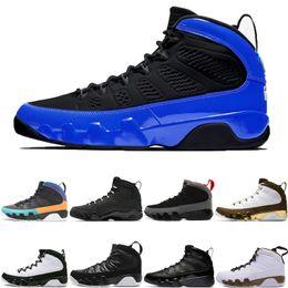 ShoeS releaSe online shopping - Air retro jordan s Dream It Do It men basketball shoes Black Blue RELEASE Mop Melo OG space jam sport sneakers