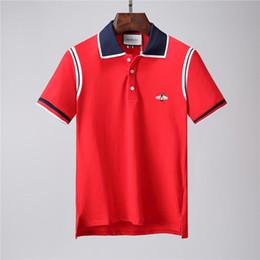 $enCountryForm.capitalKeyWord Australia - Men's Summer Print Polo Shirt Short Sleeve #0125 Slim Fit Business Polos Fashion Streetwear Tops Brand Men Shirts Sports Casual Golf Shirts