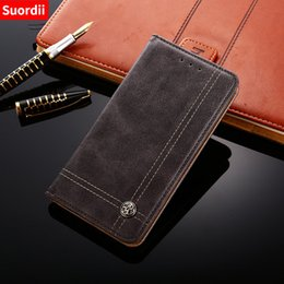 back cover redmi note NZ - For Xiaomi Redmi Note 5 Pro case Book Style Wallet Flip Leather silicone back capa For Redmi Note5 Note 5 cover fundas