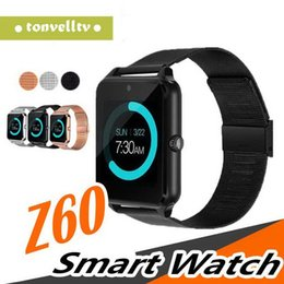 "$enCountryForm.capitalKeyWord Australia - 1 PCS Z60 Bluetooth Smart Watch Full-Function Sync Smartwatch 1.54"" Smart Wrist Watches For iOS Apple Android"