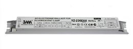 YZ-236EAA T8 / TC-L L290D-B1 3AAA 220-240 V T8 2x36 W Reator Eletrônico para a Lâmpada de Néon Lâmpada Fluorescente 1 * 2 retificador venda por atacado
