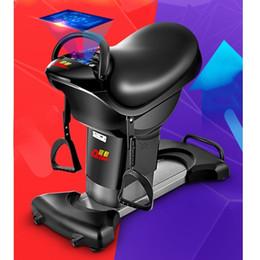 Vente en gros Machine à cheval électrique machine d'équitation de la santé de la maison formant le corps perte de poids équipement de conditionnement physique JSQX103