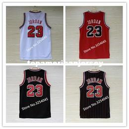 Опт 2019 Новый #23 Майкл MJ топ баскетбол Джерси вышивка сшитые США размер S-XXL жилет трикотажные изделия Ncaa