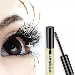 $enCountryForm.capitalKeyWord Australia - Black Makeup Eyelash Long Curling silk fiber eyelash Mascara de cils en fibre de soie Eye Lashes Extension lengthening natural