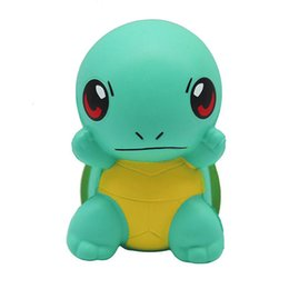 cute tortoise cartoon 2019 - Cute Big Eyes Cartoon Tortoise Squishy Kids Toy Super Soft Squeeze Scented Slow Rising Stress Reliever Toy Kids Party Bi