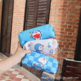Luggage & Bags Ivyye Rilakkuma Doraemon Fashion Portable Lunch Bags Cartoon Plush Water Bottle Bag Bottles Tote Warm Storage Women Girls New Lunch Bags