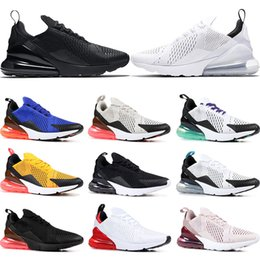 Mint Green Flat Shoes UK - Running shoes for men Triple Black white barely rose University Red Mint Green Grape Tiger womens sports sneaker trainers shoes size 36-45