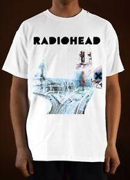 Computer printing shirt online shopping - Print RADIOFunny OK Computer Thom Yorke RoPrint Progressive T Shirt White S XL
