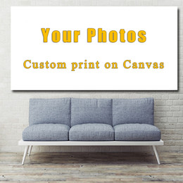 custom canvas art prints Australia - Custom Print Poster Canvas Painting Large Size Hanging Wall Art Home Decoration Cuadros Decoracion Pop Art Unique Gift