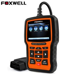 Audi Service Reset Tool NZ - Full System Auto OBD Diagnostic Tool ABS SRS Airbag Crash Data EPB Oil Service Reset for VW BMW Toyota Hyundai FOXWELL NT510