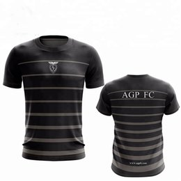 Polyester Sublimation T Shirts Australia - custom Adult men and women design quality 100 polyester sublimation t shirt Design name number