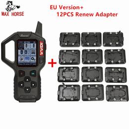 $enCountryForm.capitalKeyWord Australia - Hot Original Xhorse VVDI Key Tool Remote Key Programmer EU Version With Full Set 12pcs EEPROM Adapter VVDI Key Tool Renew Adapte