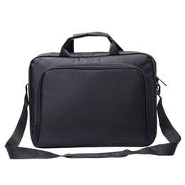 $enCountryForm.capitalKeyWord UK - Unisex Nylon Material New Briefcase Bag 15.6 Inch Laptop Messenger Bag Business Office for Men Women
