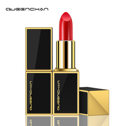 $enCountryForm.capitalKeyWord NZ - Black gold tube mouth red does not fade, non stick cup long lasting moisturizing lipstick is not easy to decolorize