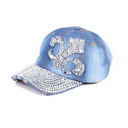$enCountryForm.capitalKeyWord UK - Discount Cool flat brim Hats Ladies hat online Diamond snapback hats Cowboy hat Col caps for Women Curved brim snapback hats
