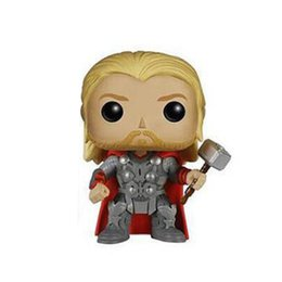 Thor Toys Australia - Super Hero model action kids toys figures doll Thor 69# PVC The Avengers Nendoroid figrues dolls with box