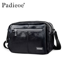 vintage ipad messenger bag UK - New Fashion PU Leather Men Crossbody Bags High Quality Messenger Shoulder Casual for women with brand Ipad designer handbags tote vintage