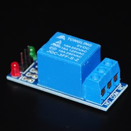channel 5v relay module Australia - 5V 1-Channel Relay Module for Arduino for Raspberry Pi DSP AVR PIC PLC 1 Channel Relay Development Board Shield Optocoupler DIY